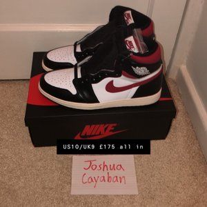 Air Jordan 1 Retro 'Gym Red'